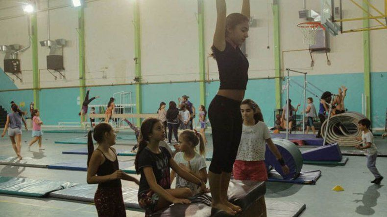 Rada Tilly recibe a lo mejor de la gimnasia artística del Chubut.