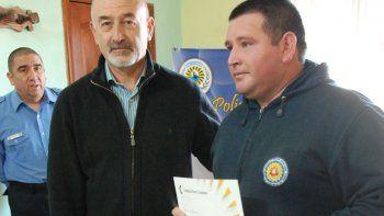 Los efectivos de la Policía Comunitaria ahora están capacitados sobre adicciones y podrán volcar sus conocimientos en las 1008, el Pietrobelli y el Isidro Quiroga, en donde trabajan a diario.