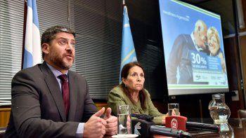 Cristian Eguillor y Sara Gianardo dieron detalles del acuerdo alcanzado con Aerolíneas Argentinas.