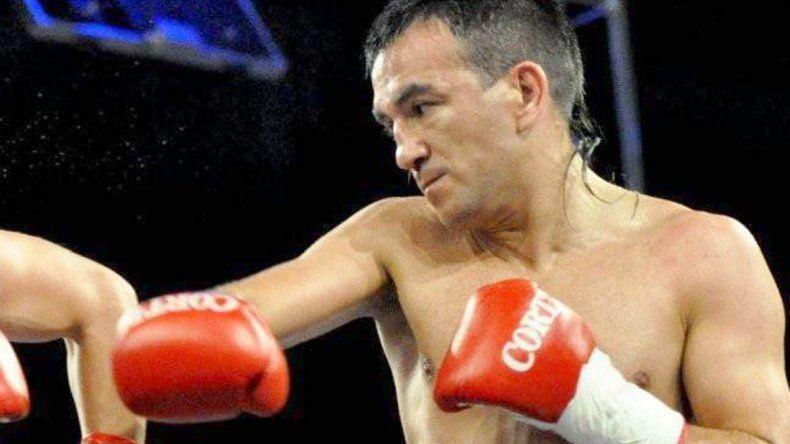 Omar Narváez peleará en  el mítico Templo del Rock