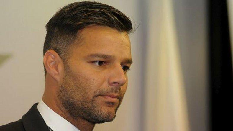 Ricky Martin no encuentra a su hermano en Puerto Rico