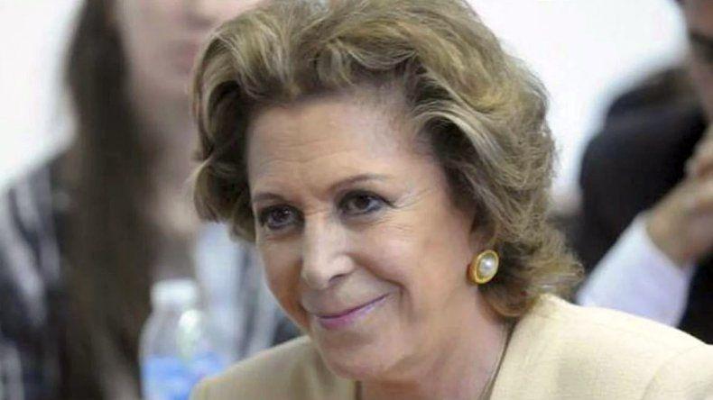 Murió María Julia Alsogaray
