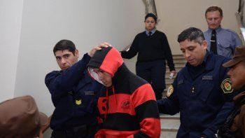 Gabriel Otero, uno de los tres acusados que tiene la causa.