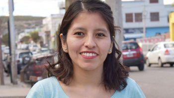 Emilse Saavedra encabeza la lista 38 para las elecciones del 22 de octubre.