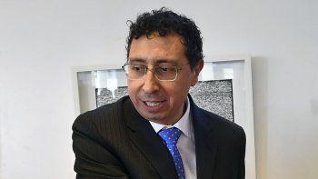 Juez federal de Rawson, Gustavo Lleral.