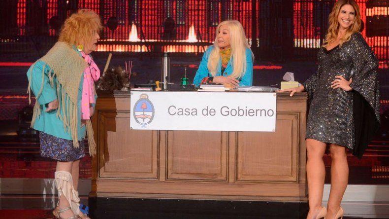 Antonio Gasalla se va del programa de Susana Giménez