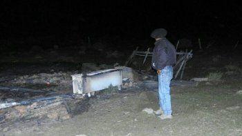 las casas de vuelta del rio se quemaron por un cortocircuito