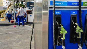 a partir de octubre cada empresa definira el precio de la nafta