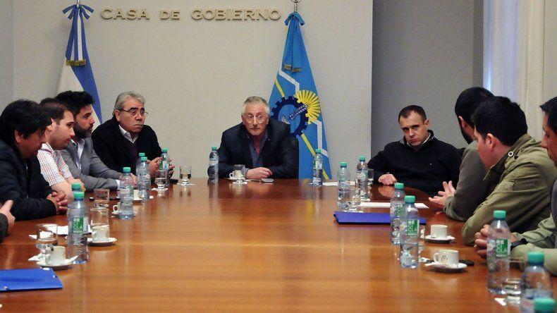 Extrabajadores de Guilford se reunieron con Jerónimo García