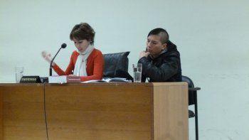 Pidieron que Axel Nieves sea condenado por abuso de arma y tentativa de homicidio. El tribunal dará el veredicto mañana al mediodía.