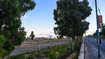 El predio había sido pensado originalmente para un plan de viviendas, pero la reacción de los vecinos le dio destino de pulmón verde.