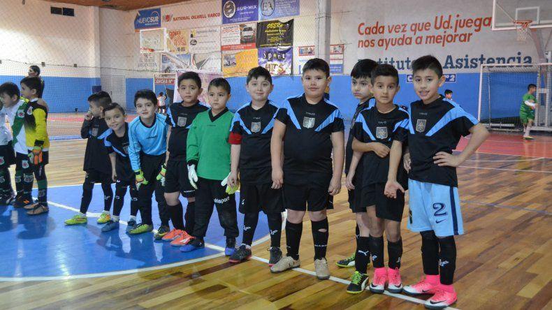Los chicos de Asturiano también se quedaron con toda la gloria en la división 2010.