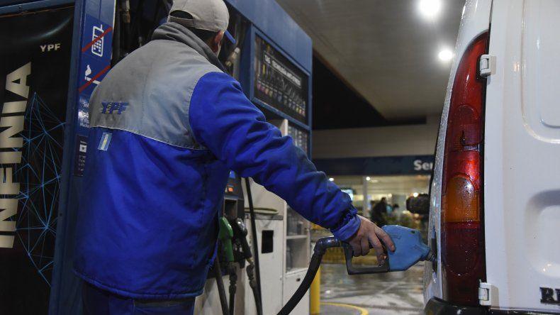 Los combustibles aumentarían nuevamente la próxima semana