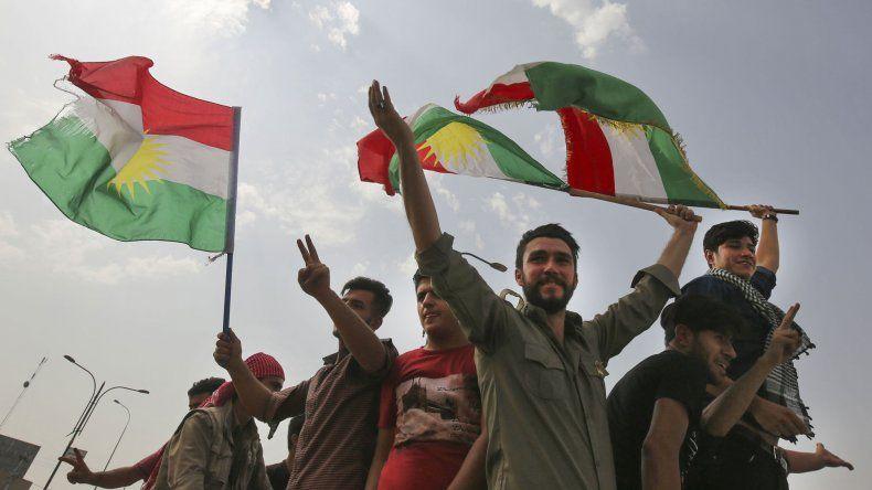 Millones de kurdos votaron ayer en el norte de Irak para definir su independencia