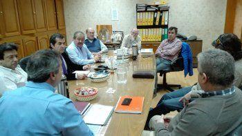 El candidato a diputado nacional por el FpV se interiorizó sobre la situación económica que atraviesa la SCPL.