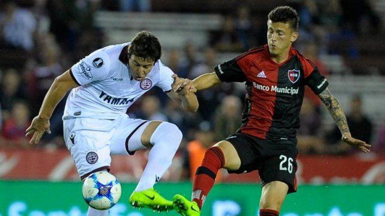 Un gol de Silva le dio el triunfo a Lanús