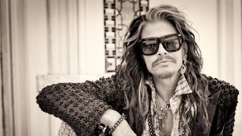 ¿Qué pasó con el líder de Aerosmith?