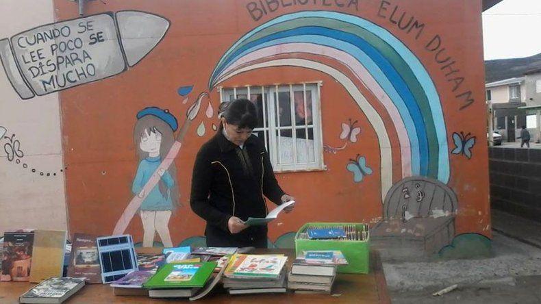 Hasta mañana se regalan libros en el San Cayetano