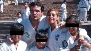 prision perpetua al karateka por el triple femicidio