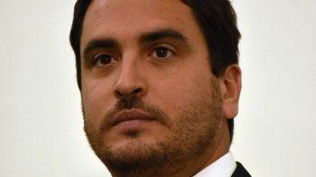 arcioni ratifico la continuidad de martinez zapata como fiscal de estado