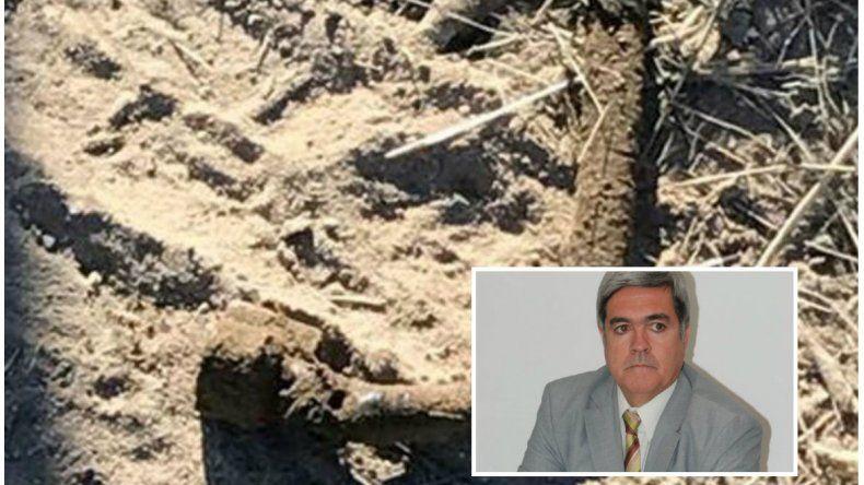 Miquelarena repudió el atentado al fiscal Baez