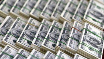 La deuda externa total creció 15