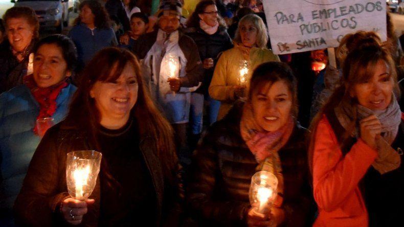 En Río Gallegos se anuncia una nueva marcha de antorchas