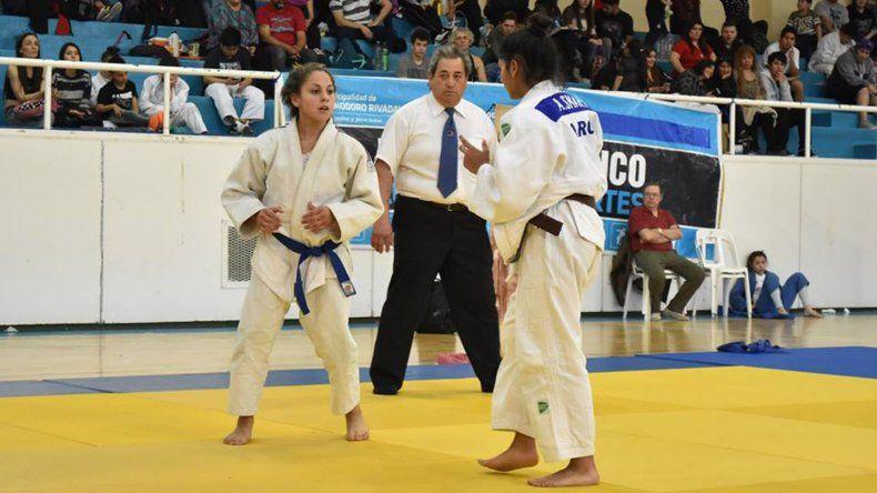 El gimnasio municipal 1 fue sede del Torneo Provincial de judo donde quedaron 21 preseleccionados.