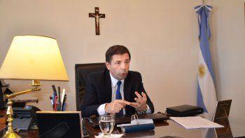 El presidente de la Cámara Federal de Apelaciones de Comodoro Rivadavia, Javier Leal de Ibarra, ayer apoyó el pedido del juez federal Gustavo Lleral.