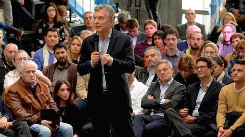 Macri volvió a referirse a las mafias en el sindicalismo y el sector empresario