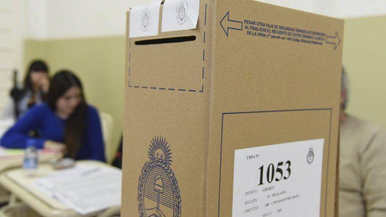 ¿Puedo votar en octubre si no voté en las PASO?