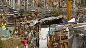 la pobreza es la mas alta de la decada
