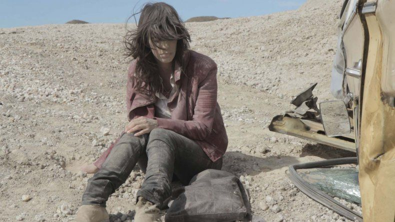Valentina Bassi protagonizó Al Desierto