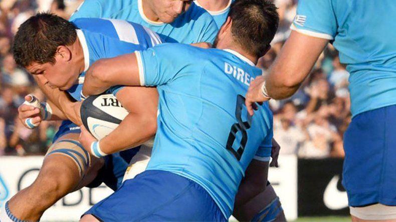 Ferronato será titular en el duelo  entre Argentina XV y Uruguay