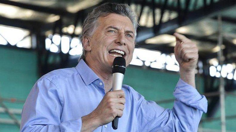 Mauricio Macri celebró la baja de la pobreza
