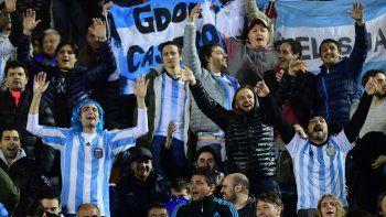 La consigna de los clubes argentinos: es hora de alentar