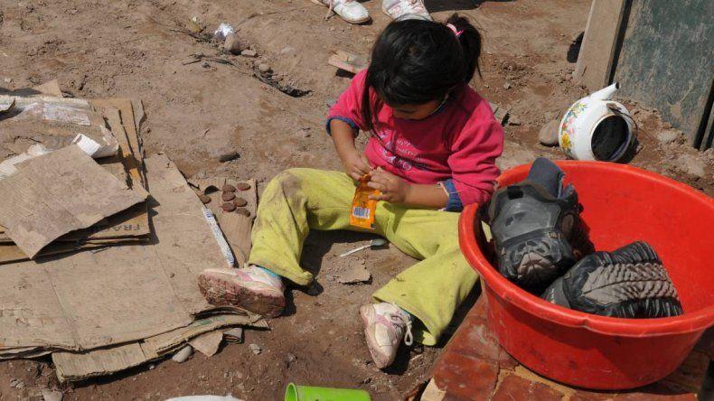 En el aglomerado Comodoro-Rada Tilly hay 9.780 hogares pobres y más de 1.400 hogares en la indigencia.