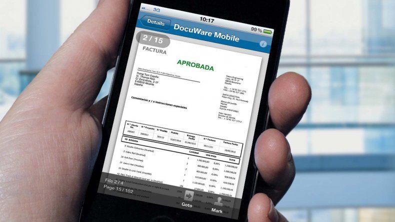 Desde hoy se puede obtener la clave fiscal con un celular