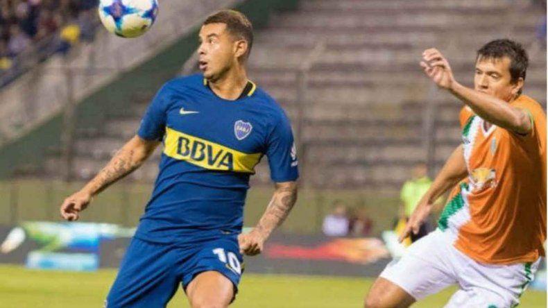 Edwin Cardona acompañará en el ataque a Darío Benedetto