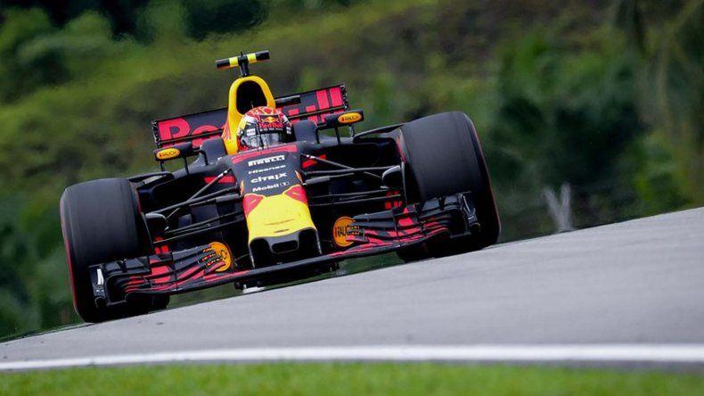 Max Verstappen festejó con sólo 20 años su segunda victoria en la Fórmula 1.