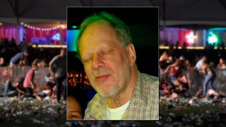 Identifican al hombre que desató un tiroteo en un concierto en Las Vegas
