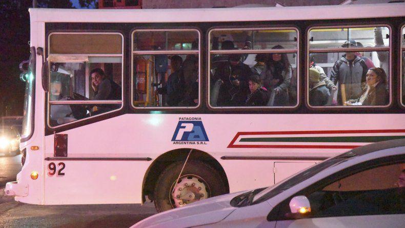 El servicio y la concesión del transporte público está en riesgo
