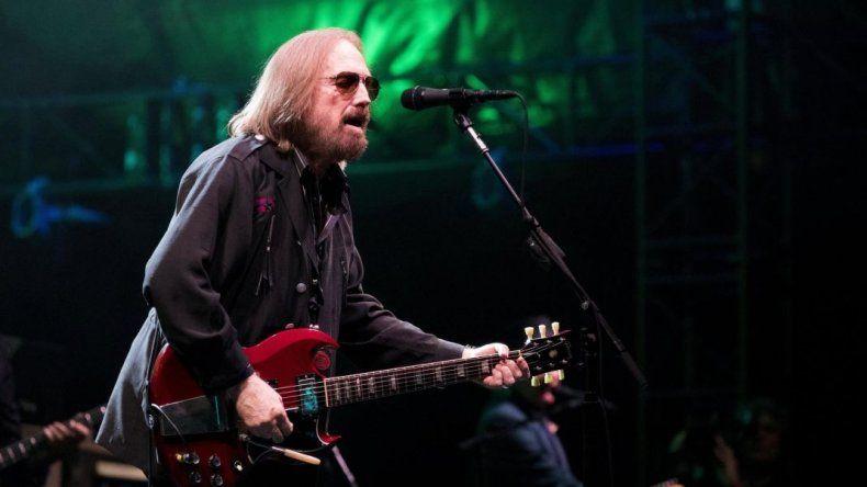 Murió Tom Petty tras sufrir un ataque cardíaco masivo