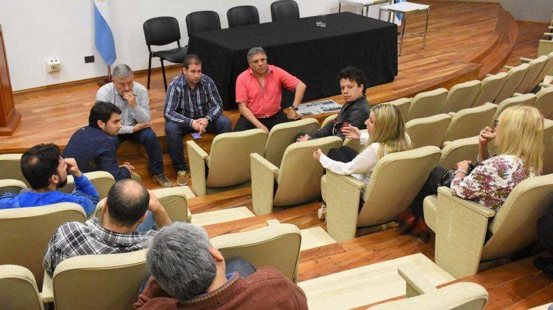 Diputados expusieron sobre varios temas que hacen a la administración de las reservas previsionales y al gasto social que se produce en Chubut.
