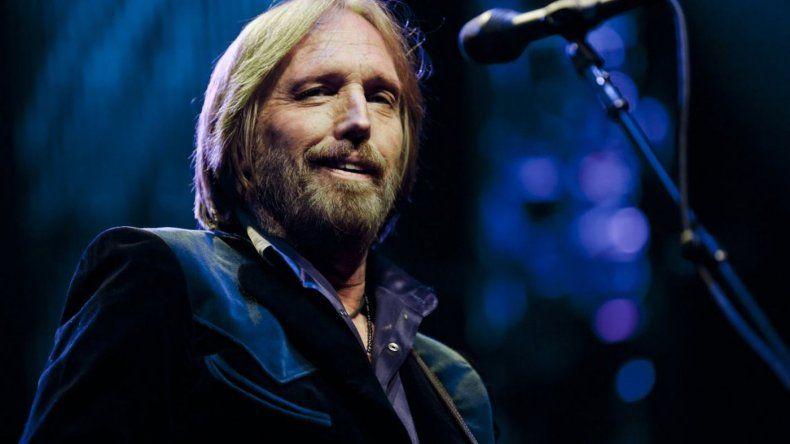 Falleció el músico Tom Petty