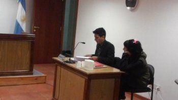 Brenda Vargas recibiría dos meses de prisión por un robo en Sarmiento