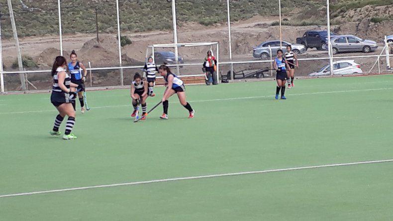 Calafate RC venció 4-0 a San Jorge RC en Primera Damas.