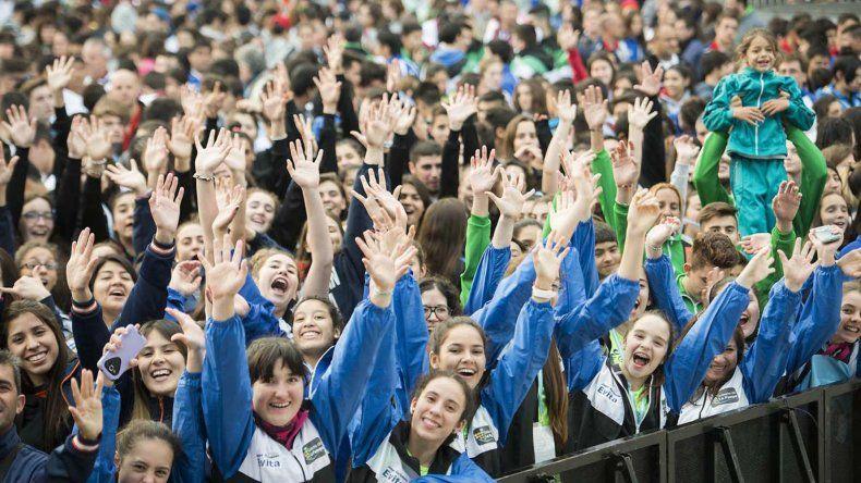 Los Juegos Evita Nacionales ya se palpitan en Mar del Plata.