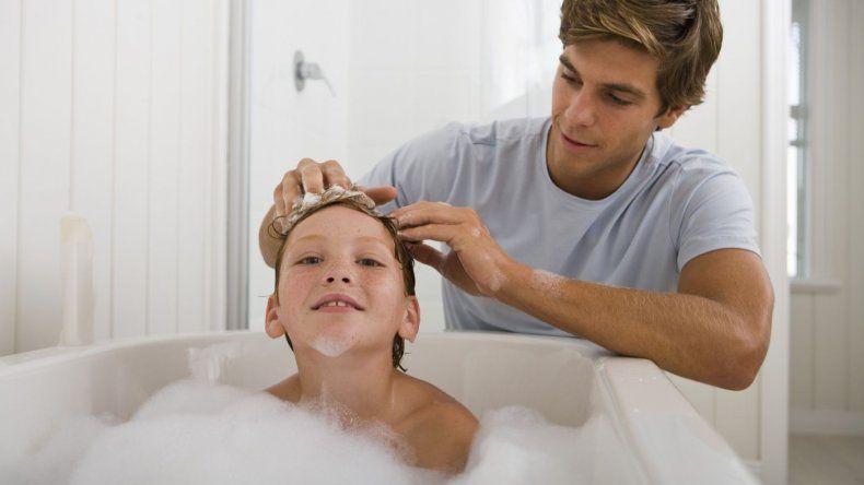 Prohíben la venta de un shampoo infantil