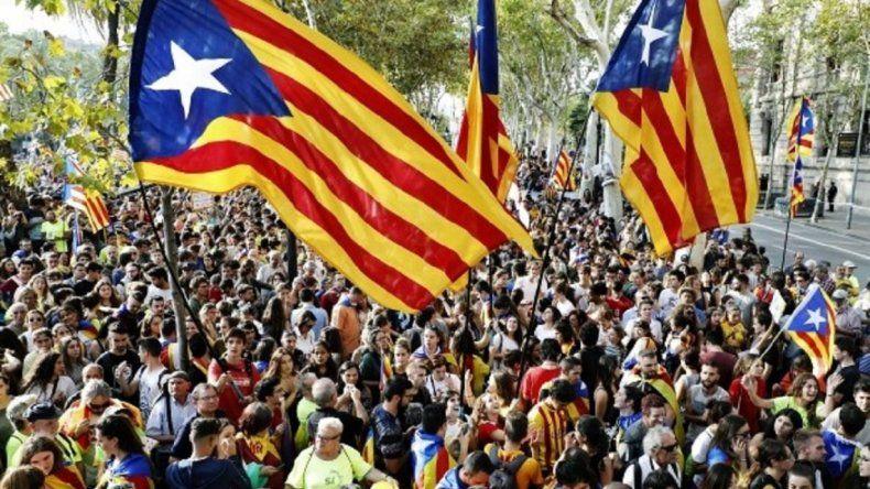 Cataluña podría declarar su independencia el próximo lunes